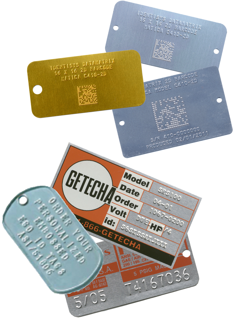 All Metal Tags