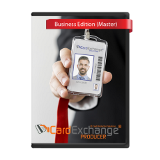 CardExchange Business Master Edition Software