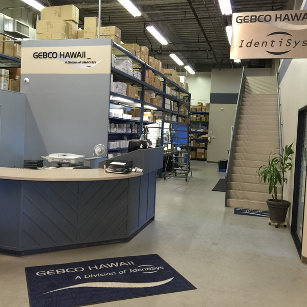 Gebco Hawaii Office