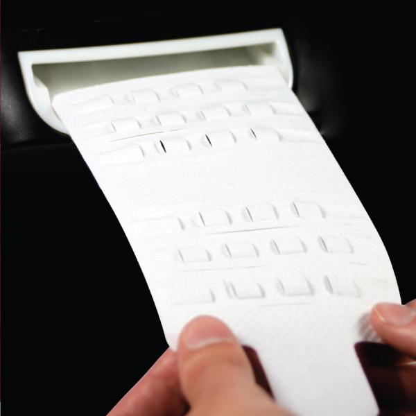 JCM Taiko™ Bill Validator Cleaning Cards